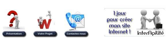 Site Internet Simple Lyon Neuville sur Saone